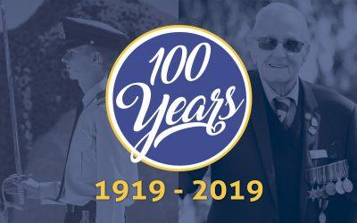 Celebrating 100 years!