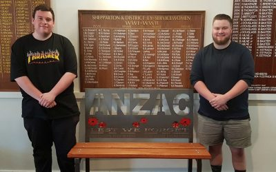 Commemorating our ANZACs